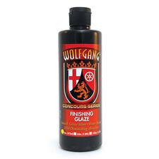 WOLFGANG Finishing GLAZE 3.0 Special Finishing Polish 16oz 473ml New Free UK P&P