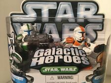 Star Wars Galactic Heroes Republic Commandos Fixer and Boss