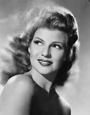 RITA HAYWORTH  SPECIAL 8X10 GLOSSY PHOTO