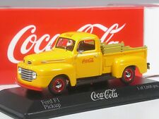 TOP: Minichamps Ford F1 LKW Coca Cola in 1:43 in OVP