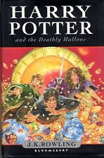 HARRY POTTER AND THE DEATBLY HALLOWS J.K.ROWLING BLOOMBURY TESTO INGLESE (RA568)