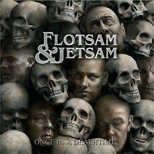 FLOTSAM AND JETSAM-ONCE IN A DEATHTIME  CD NEW
