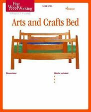 Fine Woodworking's Arts and Crafts Bed Plan by Fine Woodworking Magazine...