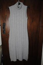 Genuine Ralph Lauren cashmere & wool cable knit dress size medium BNWT