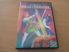 dvd la legende de merlin l'enchanteur