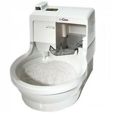 CatGenie Self Washing Self Flushing Cleaning Cat Litter Box, Free Shipping, New