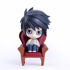 DEATH NOTE - FIGURA L 10cm Ver. 17 / CODENAME: L FIGURE DEATH NOTE 4""