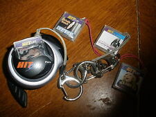 Tiger Hit Clips ear piece with 4 clips Madonna, Spears, Nicole Branch, Pink