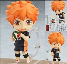 Haikyuu!! Hinata Syouyou Nendoroid series Cute anime pvc action figure #461