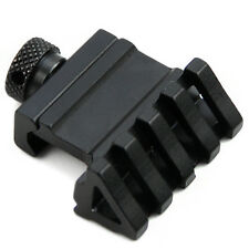 Practical 45°Degree Offset 20mm Weaver Rail Mount Quick Picatinny Release