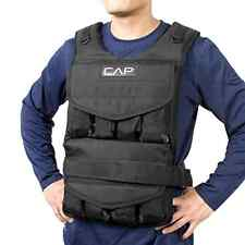 Adjustable Weighted Vest Protective Gear Men Women Body Weighted Vest 80 Pound