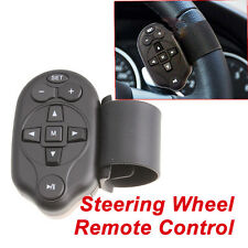 Universal Steering Wheel IR Remote Control For Car DVD Player GPS TV CD Mp3 New