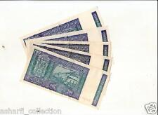 INDIA 100 Rs KR PURI Beautiful Dam on back AUNC 1 Note