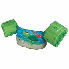 Stearns Puddle Jumper Bahama Series Deluxe Kids Life Jacket Vest, Green Tur