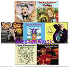 JERRY CLOWER Comedy Collection * 7 Different NEW CD's * 117 Original Stories