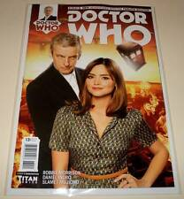 DOCTOR WHO : The TWELFTH DOCTOR # 13 Cover B  Titan Comic 2015  NM PETER CAPALDI