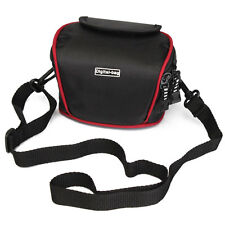 Universal Compact Bridge Camera Case Bag For Canon Nikon Panasonic Samsung Sony