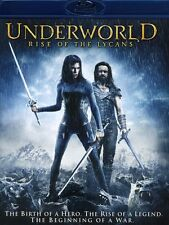 Underworld: Rise of the Lycans (2009, Blu-ray NEUF) BLU-RAY/WS
