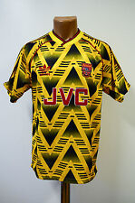 ARSENAL LONDON 1991/1992/1993 AWAY FOOTBALL SHIRT JERSEY ADIDAS VINTAGE ENGLAND