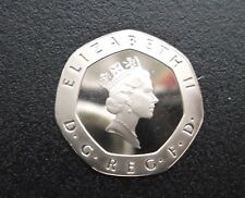 1997 20p Proof  Coin. Low Mintage of proof. Perfect condition