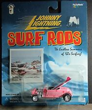 JOHNNY LIGHTNING ~ SURF RODS ~  Malibu Babes 1932 Ford Roadster