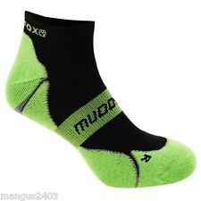 MENS BLACK GREEN HIGH QUALITY MUDDY FOX CYCLING BREATHABLE SUPPORT PROCECTION
