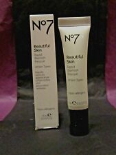 BOOTS NO 7 BEAUTIFUL SKIN RAPID BLEMISH RESCUE~RESULTS IN 2 HOURS~CRUELTY FREE!