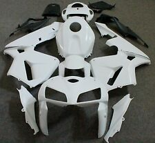 Unpainted ABS Injection Bodywork Fairing Kit for HONDA CBR600RR 2005 2006 Raw