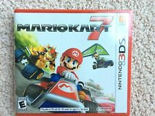 Mario Kart 7 3DS Nintendo New Factory Sealed No Tax with Tracking