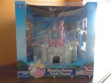 Disney Parks Sleeping Beauty Castle PlaySet Princess Cinderella Ariel Beast Toy