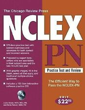 The Chicago Review Press NCLEX-PN Practice Test and Review (NCLEX Practice Test