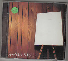 So Called Artists  ‎– Paint By Number Songs CD