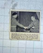 1950 Tc Johns, Camborne All-round Excellence Army Apprentice School Harrogate
