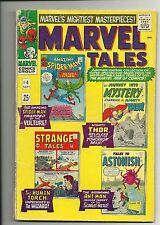 MARVEL TALES #4 ( Marvel Comics 1966) *VG+*