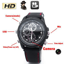 HD 1280x960 Spy Wrist 8GB DV Watch Video Hidden Camera Cam DVR Camcorder Cheaply