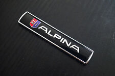 1Pcs Alpina Auto Car Emblem Badge Decal Sticker Fender for BMW M3 M5 X3 X5 X6 Z4