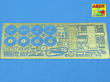 ABER 1/35 PHOTO-ETCHED DETAIL SET for TAMIYA DKW NZ 350 NZ350 GERMAN MOTORCYCLE