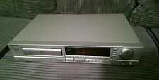 vintage technics sl p477a separate cd player deck silver