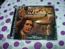 Doctor Who - Storm Warning (2CD) Paul McGann