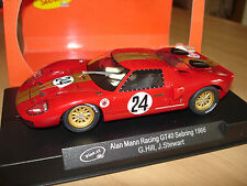 SLOT.IT SICA18A FORD GT40 SEBRING 1966 NINCO SCALEXTRIC CARRERA