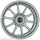 "OX820 17x7"" 5x114.3 35P Flat Silver Alloy Wheel Rim for some Honda Hyundai Mazda"