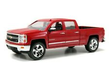 "Jada 2014 Chevy Silverado ""Just Truck Series"" 1:24 Scale (Red)"