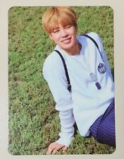 BTS 2017 SEASON'S GREETINGS Jimin Photo Card, BTS Official Goods