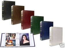 New Pioneer LM100 Magnetic Navy Blue Photo Album 5x7 Photos Gift For Mom or Wife