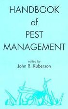 Handbook of Pest Management (Books in Soils, Plants, and the Environme-ExLibrary