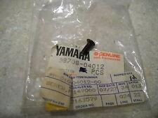 NOS OEM Yamaha Master Cylinder Screw 1982-2005 YSR50 YZ490  VMX1200 98706-04012