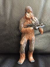 "2007 STAR WARS Lucasfilm CHEWBACCA With Crossbow PVC Figurine 3 7/8"" Tall"