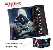 Assassins Creed Syndicate Video Game Bifold Kids Short Wallet