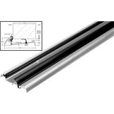 NUOVO Stormguard Sottile Doccino & Paraspifferi Alluminio Ogni
