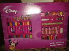 MALETIN ARTISTA DISNEY MINNIE MOUSE NUEVO PRECINTADO COLOREAR